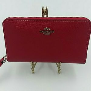 Coach Leather Wallet***PRICE CUT****